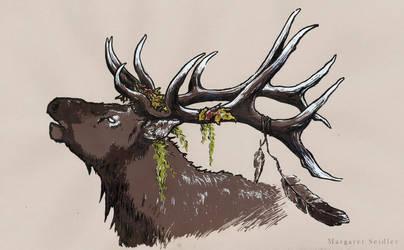 The Blind King by MargaretSeidler