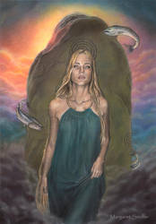 Dawn visions by MargaretSeidler