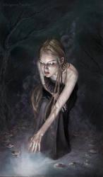 The fairy ring by MargaretSeidler
