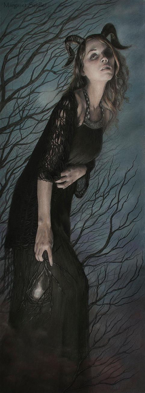 La errante by MargaretSeidler