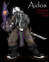Aidos, Slayer of Gods by Baron-Nutsnboltz