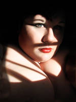 Caught In A WEB Of Shadows by JennyJenna