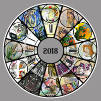 Art Review 2018 by Jujoweh