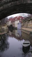 Prague.... by dbmoodb