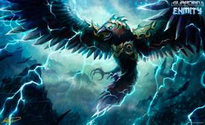 Kiya the rising Thunderbird by feintbellt