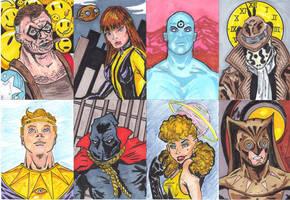 Watchmen by mzjoe