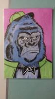 Great Grape Ape Reboot by mzjoe