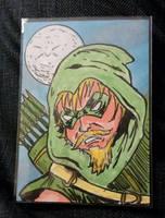 Green Arrow by mzjoe
