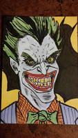 Joker by mzjoe