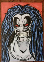 Lobo by mzjoe