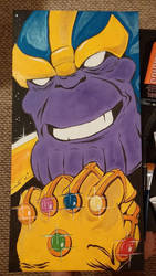 Thanos by mzjoe