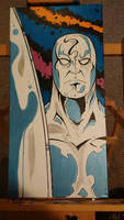 Silver Surfer by mzjoe