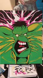 Hulk by mzjoe