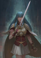 Eirika by yagaminoue