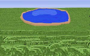 Lake Plains Battle by irodude