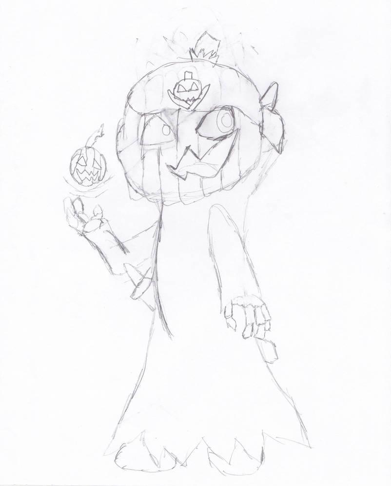 Jack, the Pumpkin Pirate king by irodude
