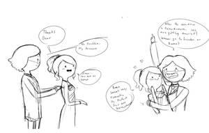 Simon and Betty: Randomness by Snowflake-owl