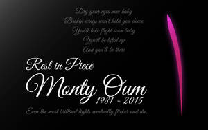RIP Monty Oum by DanTherrien101