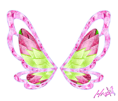 Flora Tynix Wings [UPDATED] by HimoMangaArtist