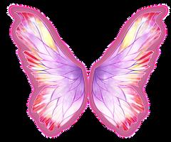 Stella Dreamix Wings by HimoMangaArtist