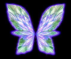 Tecna Dreamix Wings by HimoMangaArtist