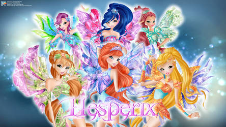 Magic Winx: Hesperix! by HimoMangaArtist
