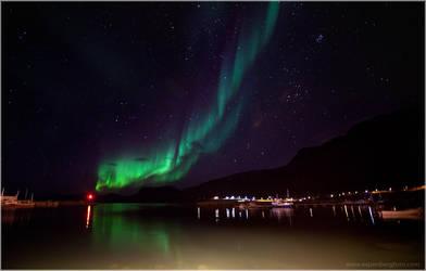 Aurora Borealis 1 by berg77