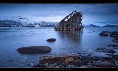 Shipwreck bay by berg77