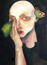 fisheye by DropsOfAcid