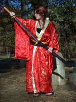 Samurai by MerlinsMoonShadow