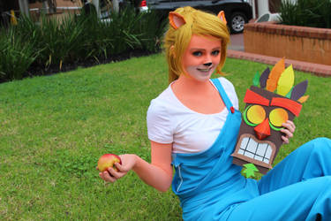 Coco Bandicoot by FireNationCosplay
