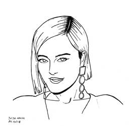 Portrait 42.3 Bebe Rexha by FFF66
