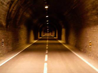 Nice Tunnel by ferxi