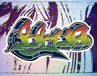 Tag of my guetto-current-name by ferxi