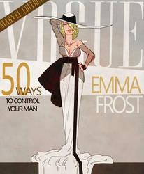 .Vogue: Marvel Edition. by lunaticenigma