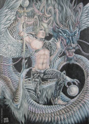 Dragon Warrior vers. 02 by VKliza