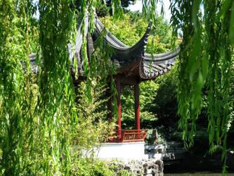 Dr. Sun Yat-Sen Garden by Blackmattetoro