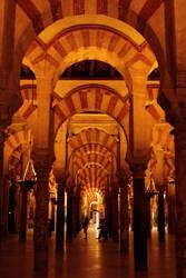 La Mezquita by Blackmattetoro