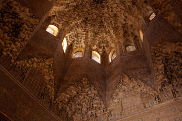 The Alhambra by Blackmattetoro