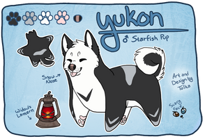 MYO Entry: Yukon! by Wahots