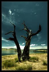 Memories of Blue Skies by Sun-Seeker