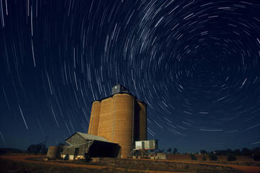 Shooting Stars by Sun-Seeker