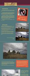 Using Photoshop Layers by Sun-Seeker