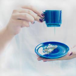 tea? by magentaseaside