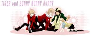 TIGER and  BUNNY BUNNY BUNNY by kurokugatte
