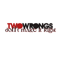 TwoWrongs by LeftMeSpeechless