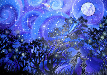 A Midsummer Night's Dream by Kyla-Nichole