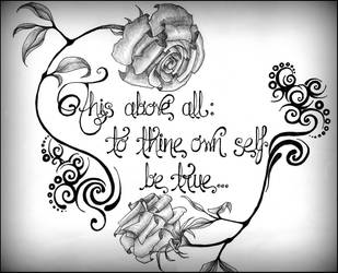 Be True by Kyla-Nichole
