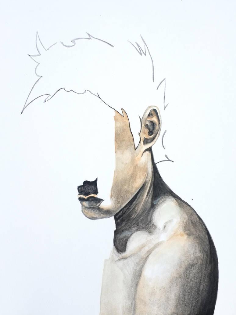 Boy Erased by Kyla-Nichole