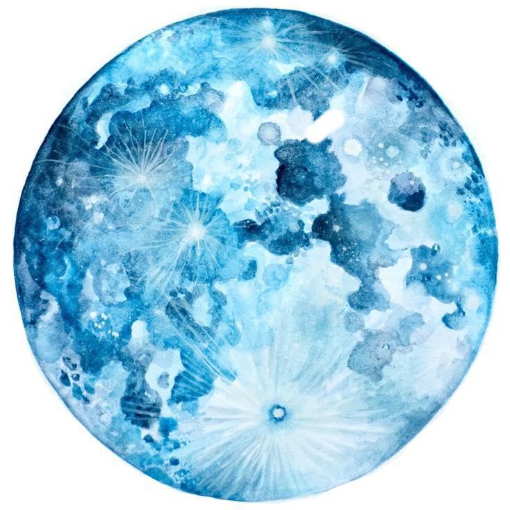 Moon by Kyla-Nichole